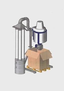 materie-plastiche-Trasportatori-pneumatici-granuli-flakes-macinati