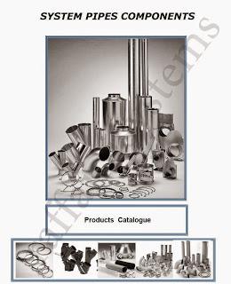 Tubi-componenti-accessori-concetto modulare per trasporto pneumatico.