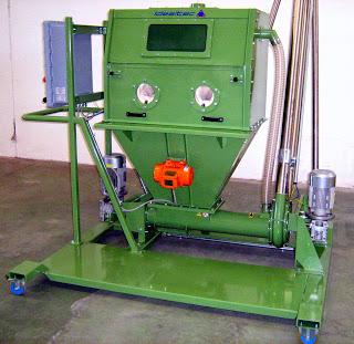 Convogliatore-aeromeccanico-mobile-cappa-guanti-granuli-polvere