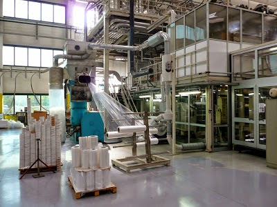 Sistema-aspirazione-rifili-plastici-convoglio-rigenerazione-pellets