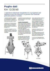 depolveratori KIA ASPIRATORS PDF