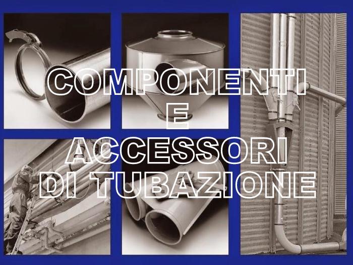 Sistemi di tubazione modulare e rapida per impianti di trasporto pneumatico.
