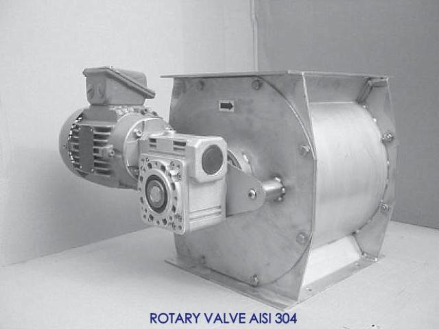 VALVOLA STELLARE INOX AISI304
