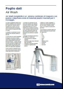depolveratori AIRWASH PDF