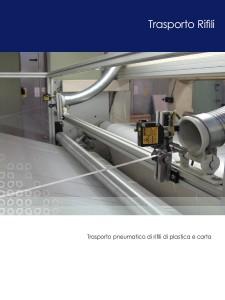 Concetti e impianti di aspirazione e trasporto rifili - Brochure pdf