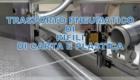 Trasporto pneumatico di rifili di carta, plastica, alluminio