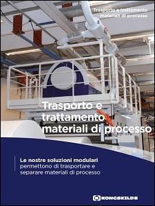 Trasporto e trattamento materiali di processo - pdf