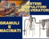 Sistemi per pulizia e depolverazione di granulati e macinati plastici