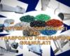 Sistemi e componenti per trasporto pneumatico di granuli e scaglie materiali plastici