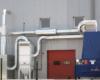 impianto centralizzato rifili e scarti