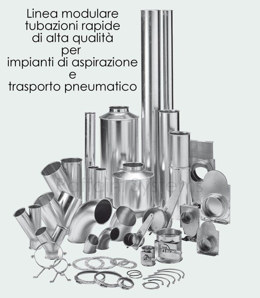 mix tubi modulari