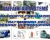 RAFFAINI AIRSYSTEMS impianti e sistemi pneumatici